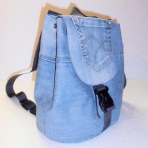 Шьем джинсовый рюкзак