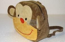Детский рюкзак обезьянка