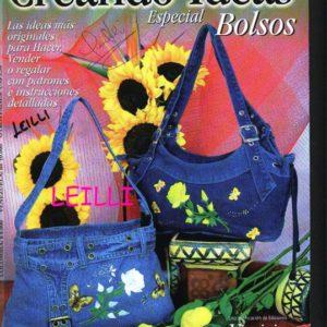 Журнал CREANDO IDEAS BOLSOS №31