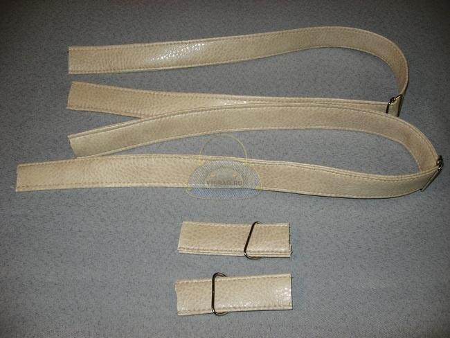 Шлевки и ручки рюкзака
