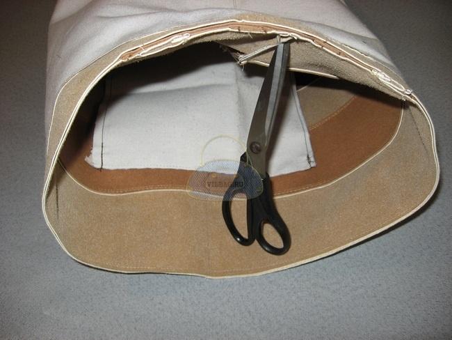 Сшиваем рюкзак