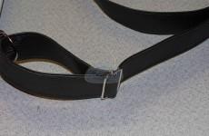 Фурнитура для сумки. Установка регулятор длины для ремня или ручки сумки