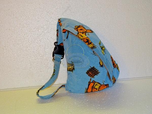 детский рюкзак через плечо