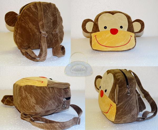 e82f7a7db817 Описание шитья детского рюкзака обезьянки с выкройкой