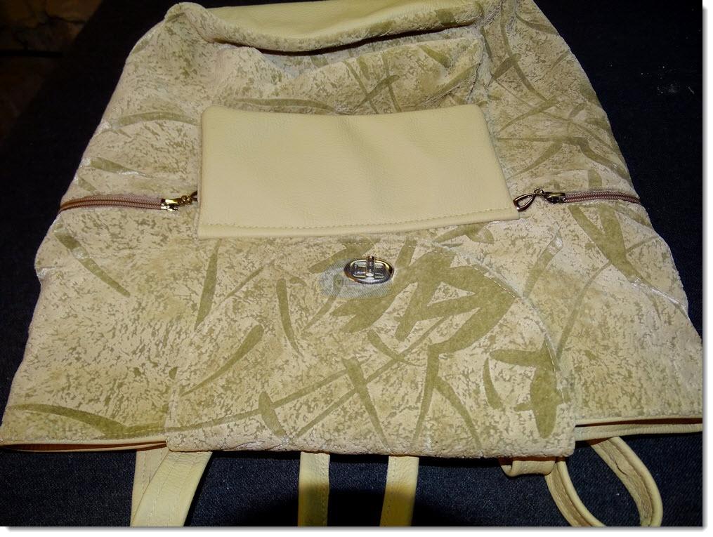 рюкзак в сборе