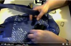 Что делать, если нет нужной фурнитуры для рюкзака. Альтернативный вариант рамки.