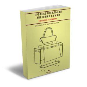 Профессиональная анатомия сумки в деталях и терминах.
